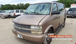 2004 CHEVROLET ASTRO available for parts