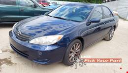 2004 TOYOTA CAMRY available for parts