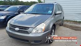 2010 KIA SEDONA available for parts