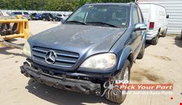 2004 MERCEDES-BENZ ML500 available for parts