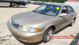 1998 MAZDA 626 available for parts
