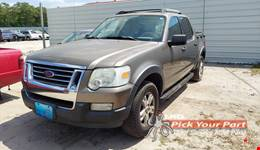2007 FORD EXPLORER SPORT TRAC available for parts