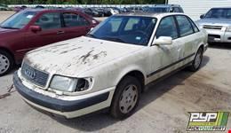 1993 AUDI 100 partes disponibles