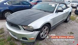 2010 FORD MUSTANG partes disponibles