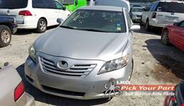 2009 TOYOTA CAMRY partes disponibles