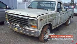 1981 FORD F-150 available for parts