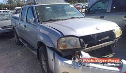 2002 NISSAN FRONTIER available for parts