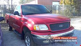 2001 FORD F-150 available for parts