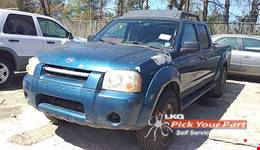2003 NISSAN FRONTIER available for parts