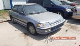 1990 HONDA CIVIC available for parts