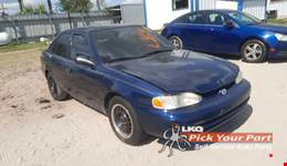 1998 CHEVROLET PRIZM available for parts