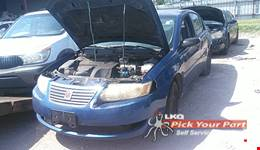 2005 SATURN ION available for parts