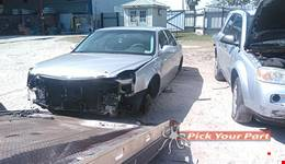 2006 CADILLAC DTS available for parts