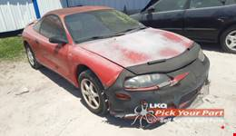 1999 MITSUBISHI ECLIPSE available for parts
