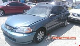 1997 HONDA CIVIC available for parts
