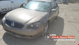 2004 NISSAN ALTIMA available for parts