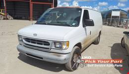 1999 FORD E-150 ECONOLINE available for parts