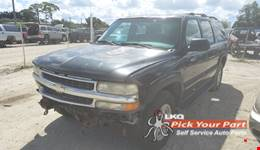 2004 CHEVROLET SUBURBAN 1500 available for parts