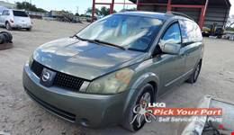 2005 NISSAN QUEST available for parts