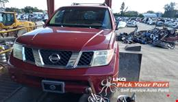 2005 NISSAN PATHFINDER available for parts
