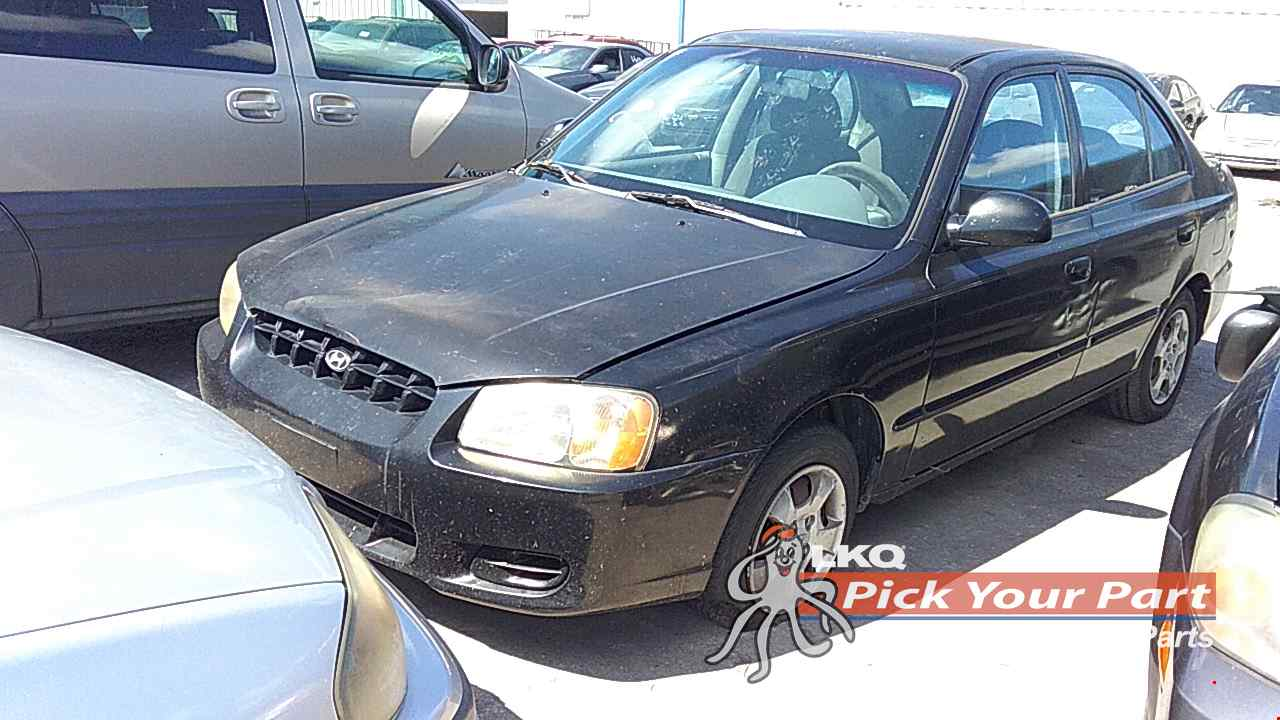 2002 hyundai accent lkq pick your part largo lkq pick your part