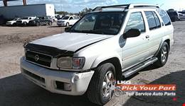 2002 NISSAN PATHFINDER available for parts