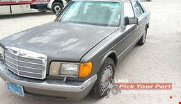 1990 MERCEDES-BENZ 300SE available for parts