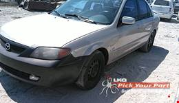 2001 MAZDA PROTEGE available for parts