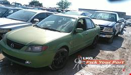 2002 MAZDA PROTEGE available for parts