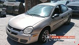 2003 DODGE NEON available for parts