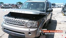 2012 LAND ROVER LR4 available for parts