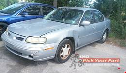 1998 OLDSMOBILE CUTLASS available for parts