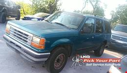 1992 FORD EXPLORER available for parts
