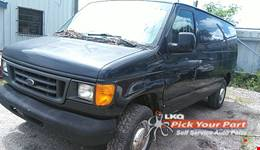 2003 FORD E-250 available for parts