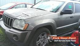 2006 JEEP GRAND CHEROKEE available for parts