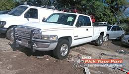 2002 DODGE RAM 2500 available for parts