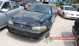 2003 FORD MUSTANG partes disponibles