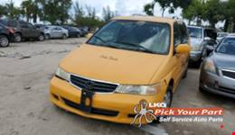 2003 HONDA ODYSSEY available for parts