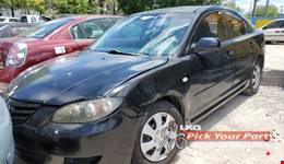 2004 MAZDA 3 available for parts