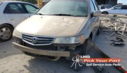 2000 HONDA ODYSSEY available for parts