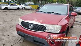2005 BUICK RAINIER available for parts