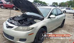 2006 MAZDA 6 available for parts