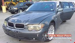 2004 BMW 745I available for parts