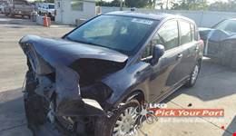2007 NISSAN VERSA available for parts