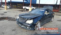 2003 MERCEDES-BENZ CLK500 available for parts