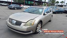 2006 NISSAN MAXIMA available for parts