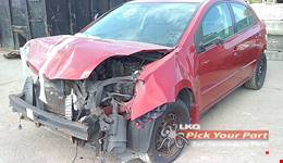 2009 NISSAN SENTRA available for parts