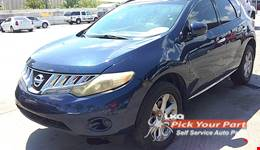 2009 NISSAN MURANO available for parts