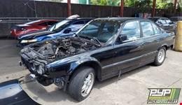 1990 BMW 535I partes disponibles