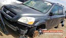 2004 HONDA PILOT available for parts